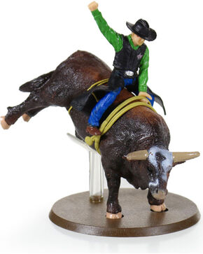 Big Country Toys Kid's PBR Bushwacker Action Figurine, No Color, hi-res