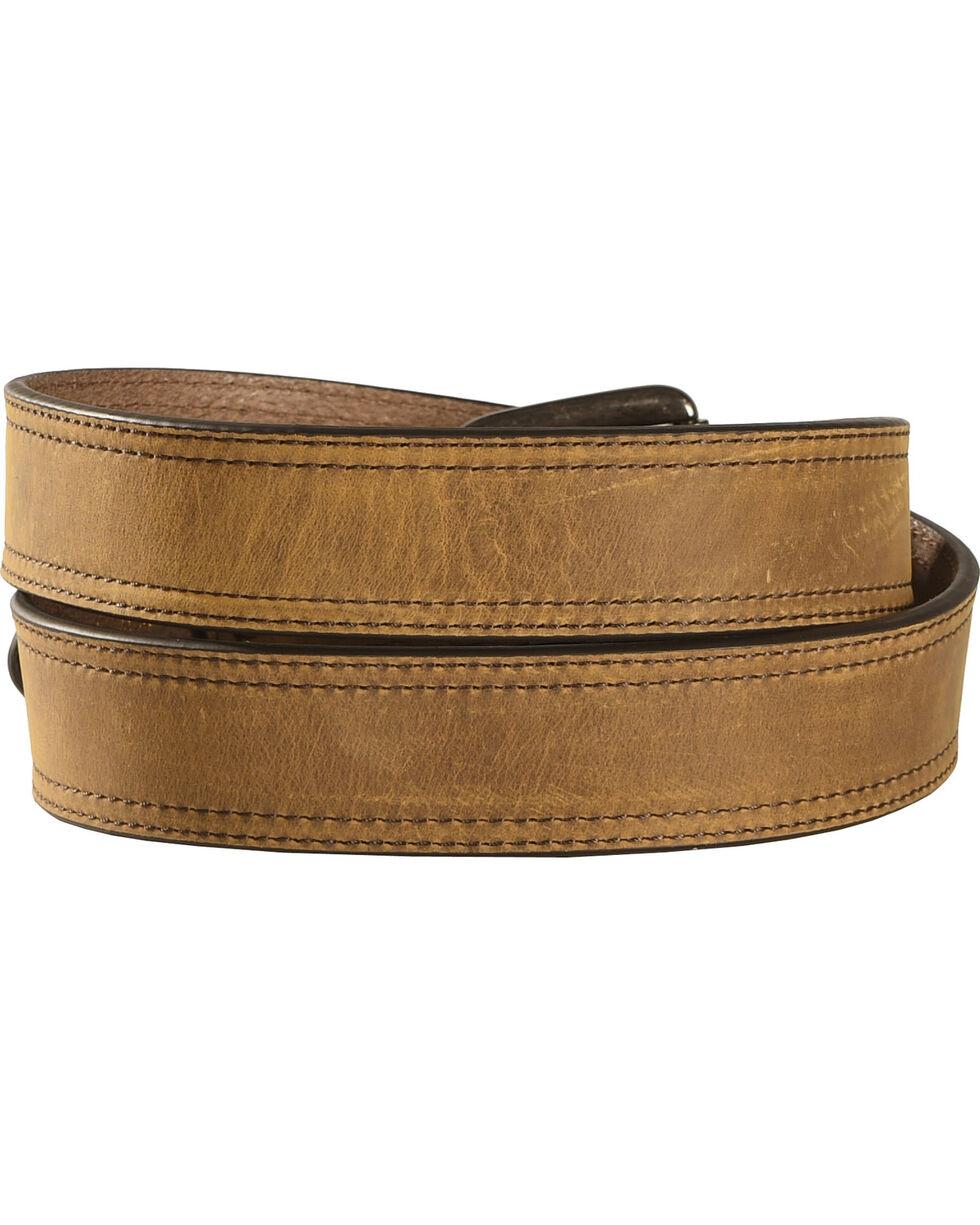 Ariat Basic Jean Belt, Brown, hi-res