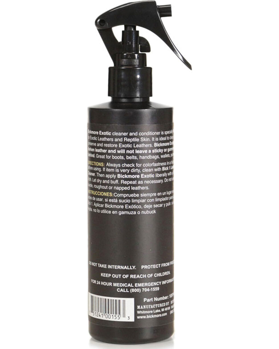 Bickmore Exotic Leather Cleaner & Conditioner, Black, hi-res