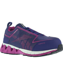 Reebok Women's Zigwild TR2 Althetic Oxford Work Shoes - Round Toe , , hi-res