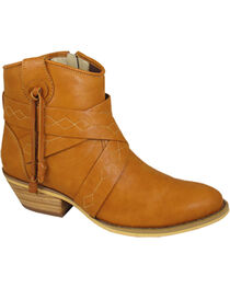 Smoky Mountains Women's Molly Short Western Boots - Medium Toe , , hi-res