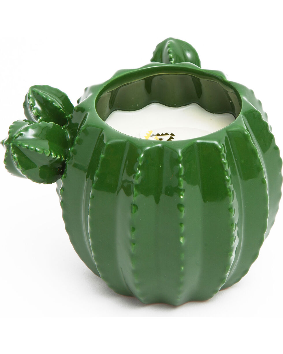 BB Ranch Honey Soaked Apple Soy Candle, Green, hi-res