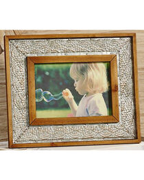 Giftcraft Antique White Horizontal Photo Frame , , hi-res