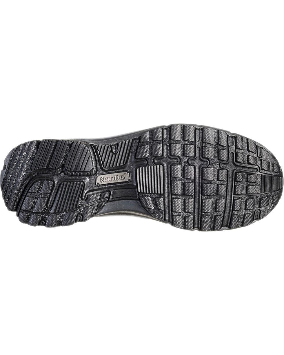 Nautilus Women's Steel Toe ESD Velcro Safety Shoes, Black, hi-res