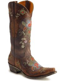 "Old Gringo Women's Bonnie 13"" Western Boots, , hi-res"