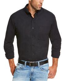 Ariat Men's Black Alden Shirt, , hi-res