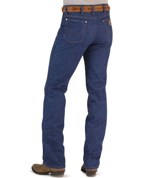 Wrangler Men's Slim Fit Cowboy Cut Jeans, Indigo, hi-res