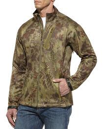 Ariat Men's Kryptek Olive Mandrake Softshell Jacket, , hi-res