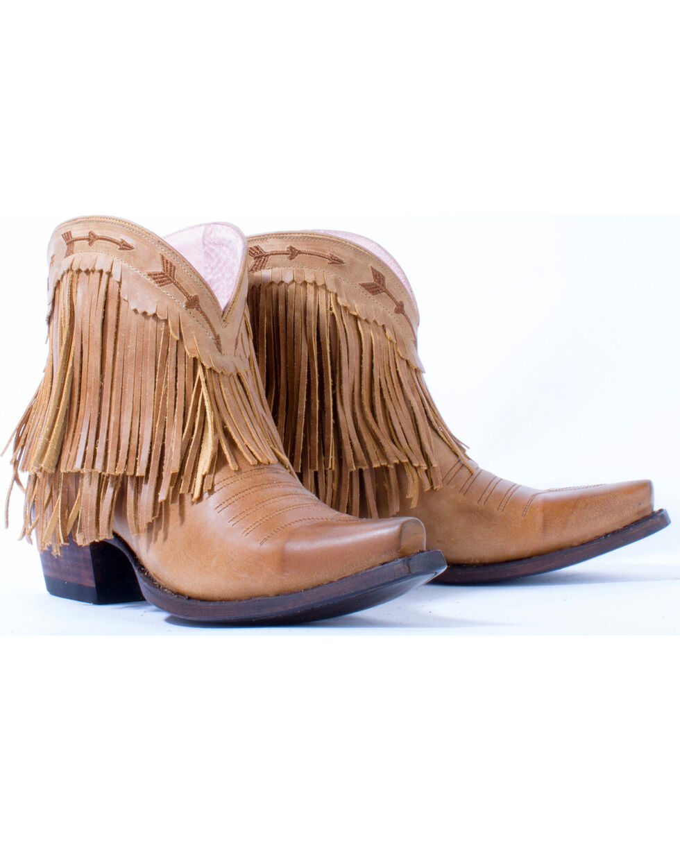 Junk Gypsy by Lane Women's Spitfire Western Boots - Snip Toe , , hi-res