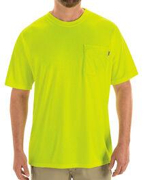 Red Kap Men's Visibility T-Shirt , , hi-res