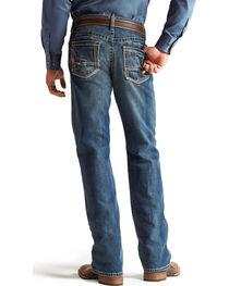 Ariat Men's Blue M2 Boundary Gulch Jeans - Boot Cut , , hi-res