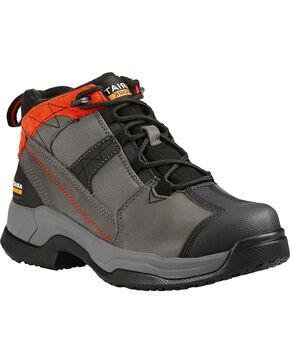 Ariat Women's Contender Work Shoes, Grey, hi-res