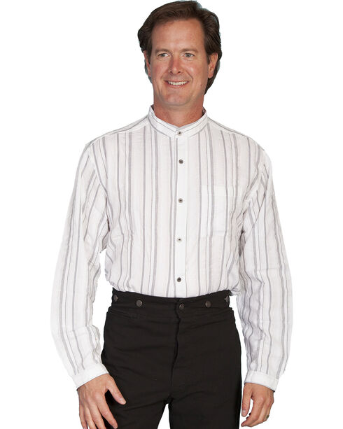 Rangewear by Scully Lawman Shirt - Big & Tall, White, hi-res
