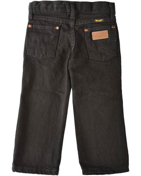 Wrangler Boys' ProRodeo Jeans Size 1-7, Black, hi-res