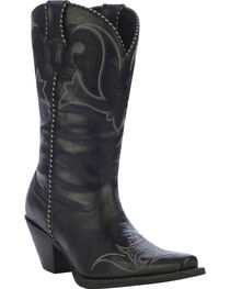 Durango Women's Crush Peek-A-Boot Western Boots - Snip Toe, , hi-res