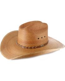 Milano Men's 30X Saltillo Palm Cowboy Hat, , hi-res