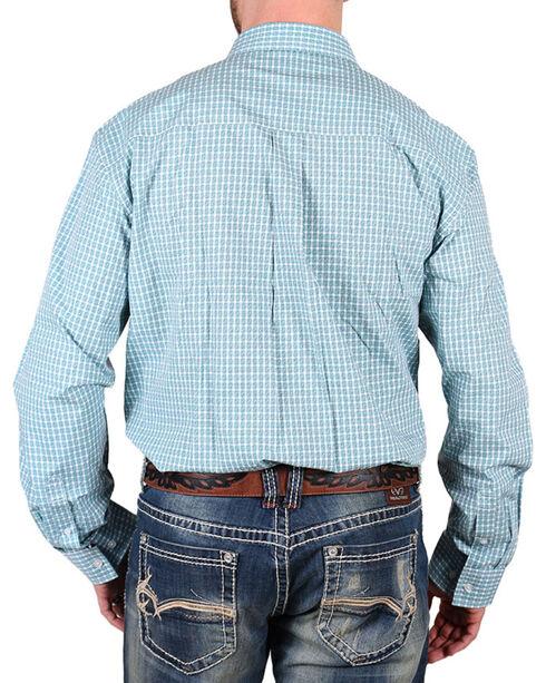 Cody James® Men's Plaid Check Long Sleeve Shirt, , hi-res