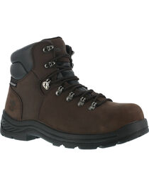 Iron Age Waterproof Hiking Work Boots - Composition Toe, , hi-res