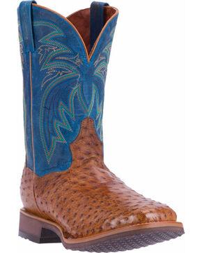 Dan Post Men's Freestone Exotic Boots, Tan, hi-res