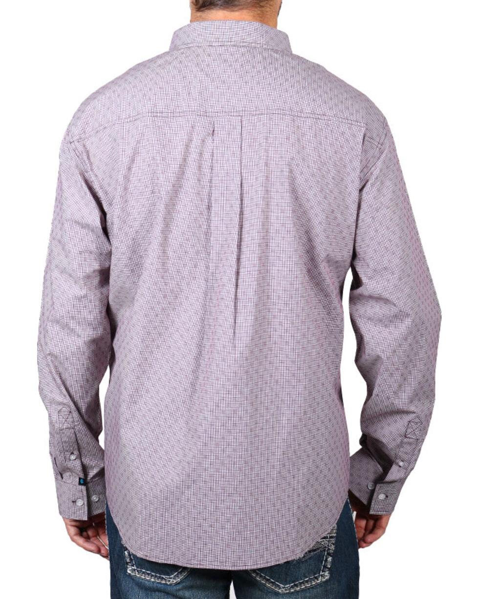Cody James® Men's Pattern Long Sleeve Shirt , , hi-res