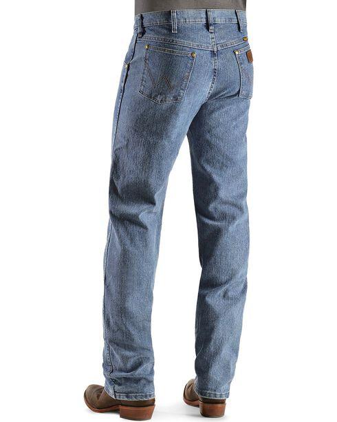 Wrangler Men's Premium Performance Advanced Comfort Jeans, Light Stone, hi-res