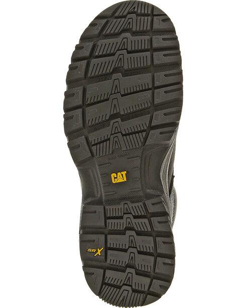 """Caterpillar Women's Dryverse 6"""" Waterproof Work Boots - Steel Toe, Black, hi-res"""