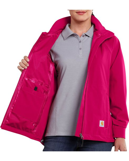 Carhartt Force Equator Jacket, Pink, hi-res