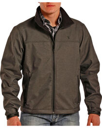 Tuf Cooper Men's Softshell Bonded Jacket, , hi-res