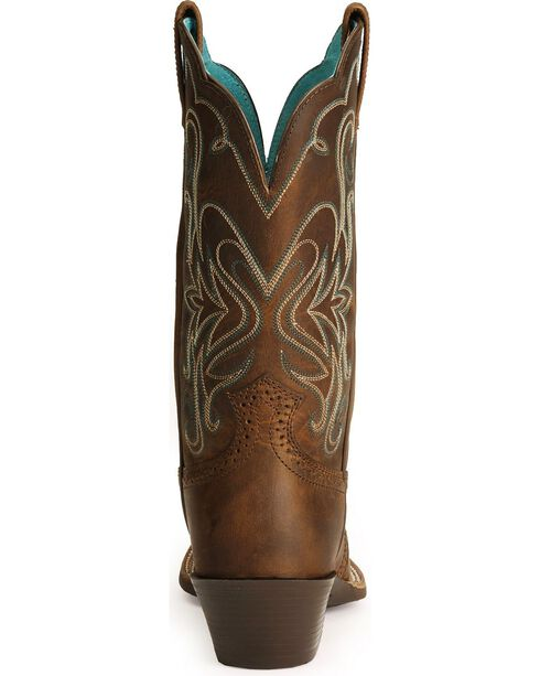 Ariat Women's Legend Western Boots, Distressed, hi-res