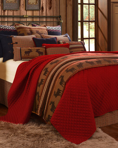 HiEnd Accents Bayfield 5-Piece Bedding Set - Super Queen, Multi, hi-res