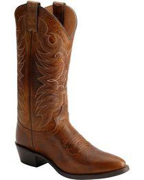 Justin Men's Western Boots, , hi-res