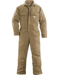 Carhartt Men's Flame Resistant Work Coveralls, , hi-res
