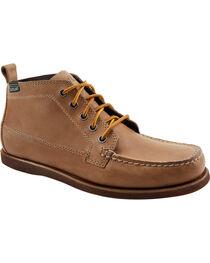 Eastland Men's Natural Suede Seneca Camp Moc Chukka Boots, , hi-res