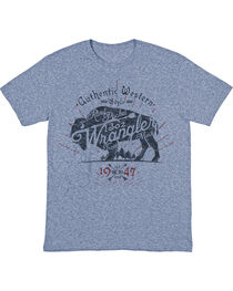 Wrangler Men's Buffalo Sprit Short Sleeve T-Shirt, , hi-res