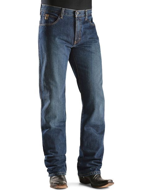 Ariat Men's Heritage Relaxed Boot Cut Jeans, , hi-res