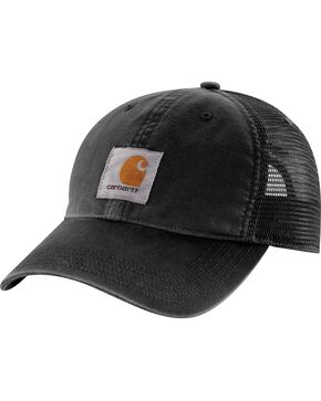 Carhartt Men's Buffalo Ball Cap, Black, hi-res