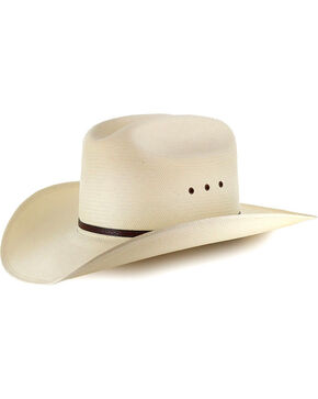 Moonshine Spirit 8X River Bank Straw Hat, Natural, hi-res