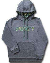 Hooey Men's Grey Ziggy Camo Hoodie , , hi-res