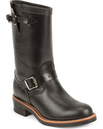 Chippewa Men's Whirlwind  Engineer Boots, , hi-res