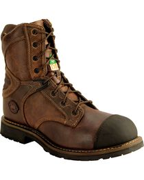 Justin Men's Rugged Utah Composite Toe Work Boots, , hi-res