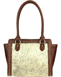 Montana West Natural Delila 100% Genuine Leather Hair-On Hide, , hi-res