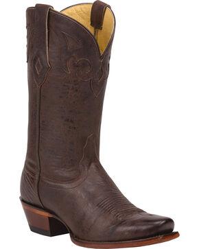 Tony Lama Women's Crush 100% Vaquero Western Boots, Brown, hi-res