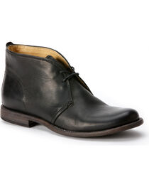 Frye Phillip Chukka Shoes, , hi-res