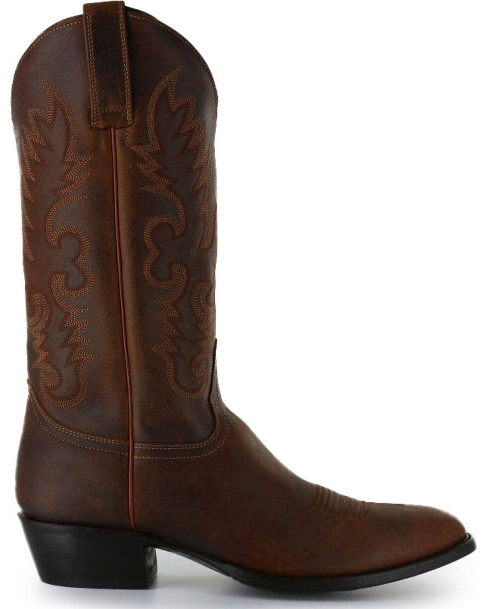 Cody James® Men's Classic Western Boots, Brown, hi-res