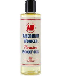 American Worker® Premium Boot Oil, Tan, hi-res