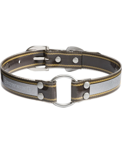 "Browning Medium Performance Collar - Medium 14 - 20"", Brown, hi-res"
