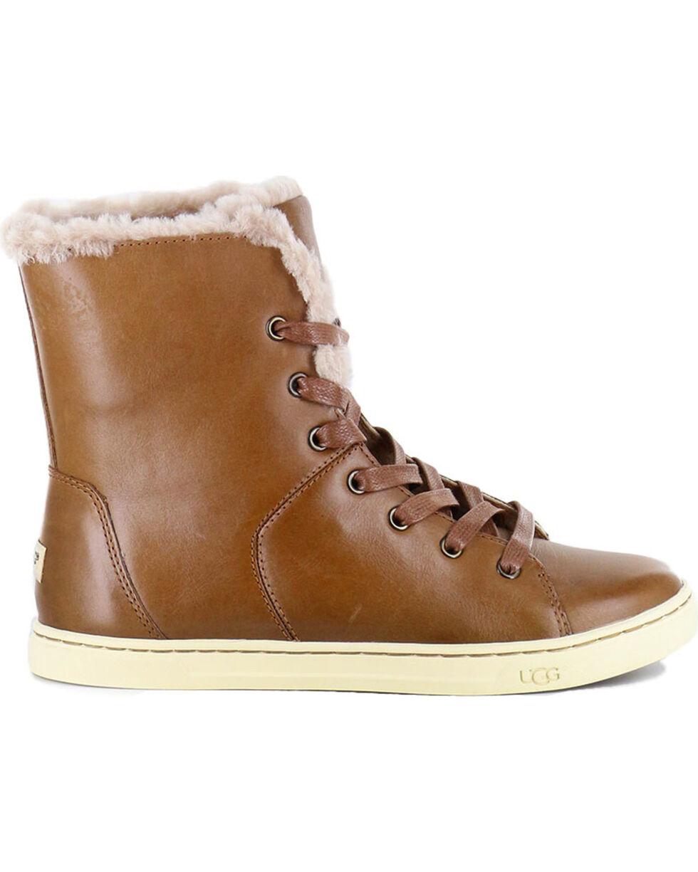 UGG® Women's Croft Luxe Quilt Shoes, , hi-res
