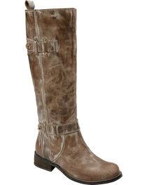 Circle G Women's Tall Knee High Boots, , hi-res