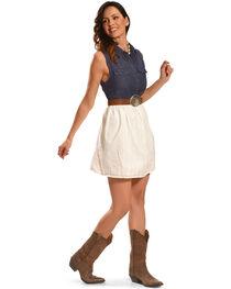 Angel Ranch Women's Ivory Summer Mix Dress , , hi-res