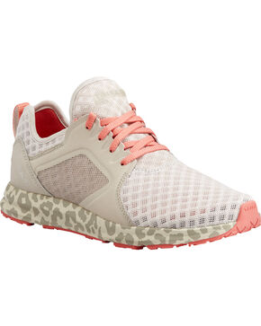 Ariat Women's Coral Fuse Mesh Shoes , Coral, hi-res